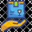 Delivered Parcel Icon