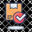 Delivered Parcel Deliered Package Parcel Icon