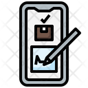 Delivered Signing Icon