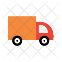 Delivery Transport Van Icon