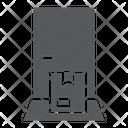 Delivery Door Service Icon