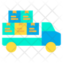 Delivery Truck Shipping Truck Truck Icon