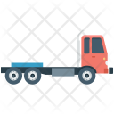 Delivery Loader Truck Icon