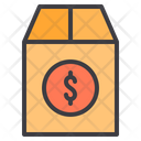 Payment Package Box Parcel Icon