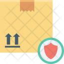 Delivery Box Protection Icon