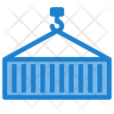 Container Crain Hook Icon