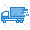 Delivery Fast Delivery Shipping Truck Icon