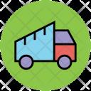 Delivery Van Double Icon