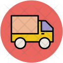 Delivery Van Transit Icon
