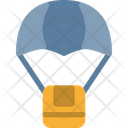 Delivery Parachute Product Icon