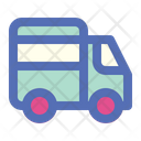 Delivery Online Shopping Icon
