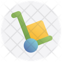 Black Friday Delivery Commerce Icon