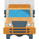 Delivery Logistic Truck Lorry Icon