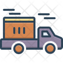 Delivery Conveyance Carriage Icon