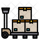 Cart Box Package Icon
