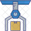 Automation Box Delivery Icon