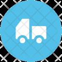 Delivery Van Vehicle Icon