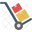 Delivery Logistics Delivery Service Icon