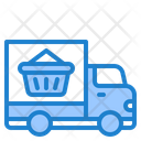 Delivery Shopping Logistic Icon