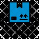 Box Shipping Logistic Icon