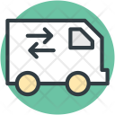 Delivery Car Vehicle Icon