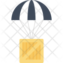 Delivery Air Box Icon