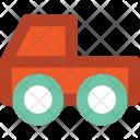 Delivery Van Pick Icon