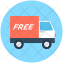 Delivery Van Free Icon