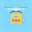 Delivery Solution Air Icon
