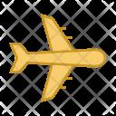 Delivery Logistics Plane Icon