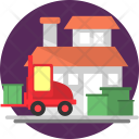 Delivery Box Tranport Icon