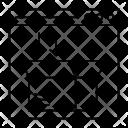 Box Parcel Webpage Icon