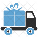 Truck Delivery Car Icon