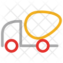 Delivery Fuel Water Icon