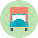 Delivery Logistic Truck Icon