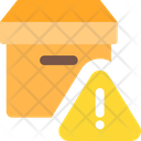 Delivery Alert Delivery Warming Delivery Icon