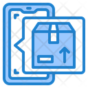 Delivery App Delivery Box Icon