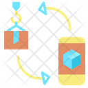 Delivery Application Icon
