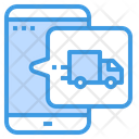 Delivery Application Delivery Application Icon