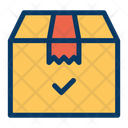 Approved Order Legal Package Secure Delivery Icon