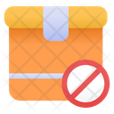 Delivery Banned Icon