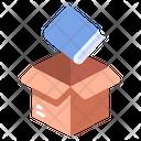 Delivery Books Icon