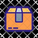 Box Carton Scotch Icon