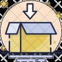 Delivery Box Icon
