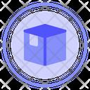 Box Cargo Delivery Icon