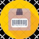 Delivery Box Logistics Icon