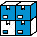 Boxes Package Logistics Icon