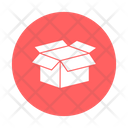 Delivery Box Package Packed Box Icon