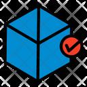 Delivery Box Box Check Icon