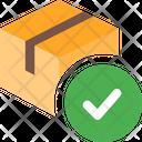 Delivery Box Checklist Box Checklist Parcel Checklist Icon
